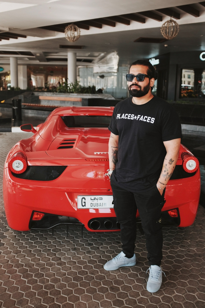 Sneakers and Supercars