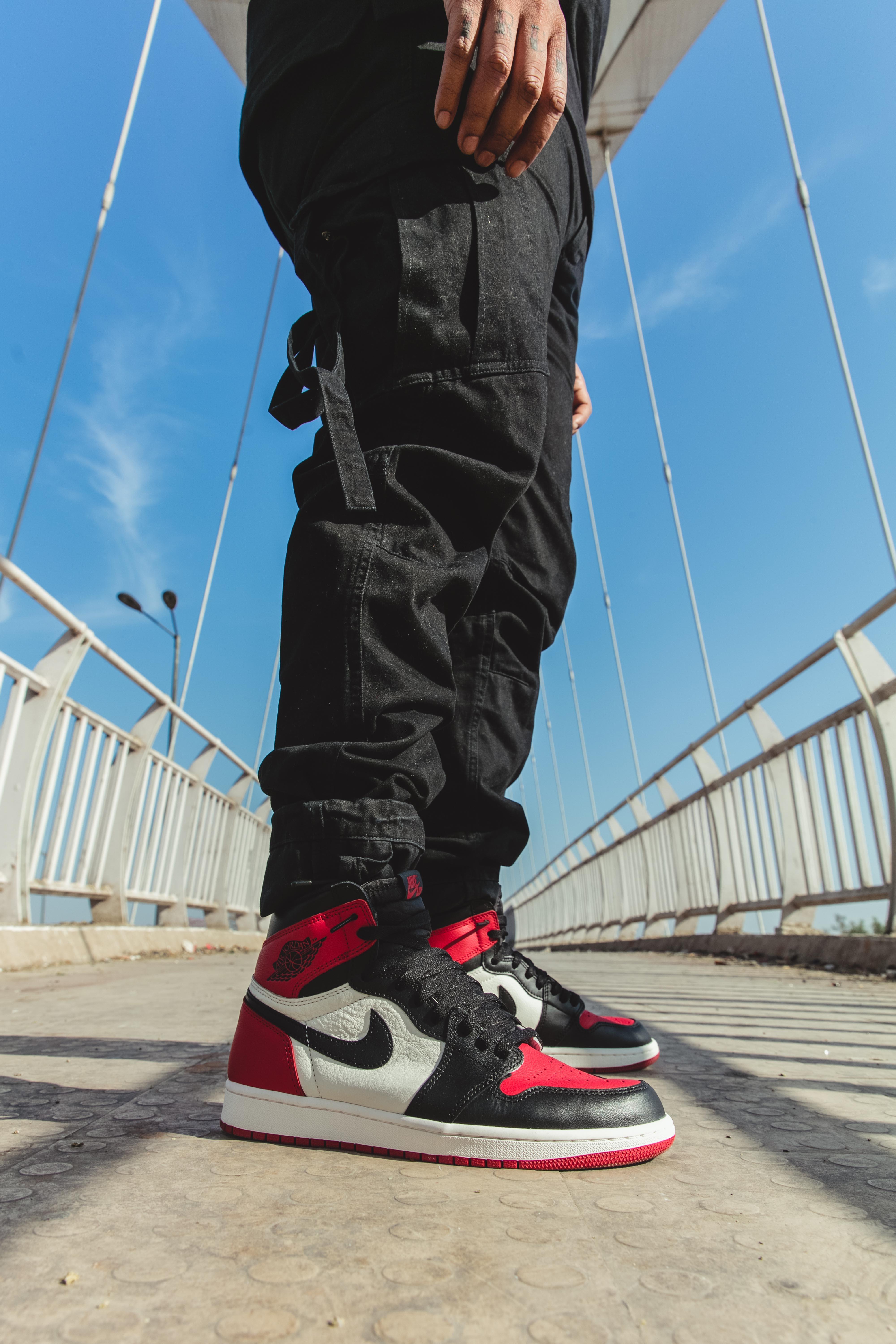 Streetwear Of Day Fit Retro – Air Bred The ToeSupreme Jordan 1 FKTlc1J3