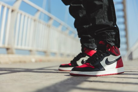 Bred Toe Air Jordan 1 Retro