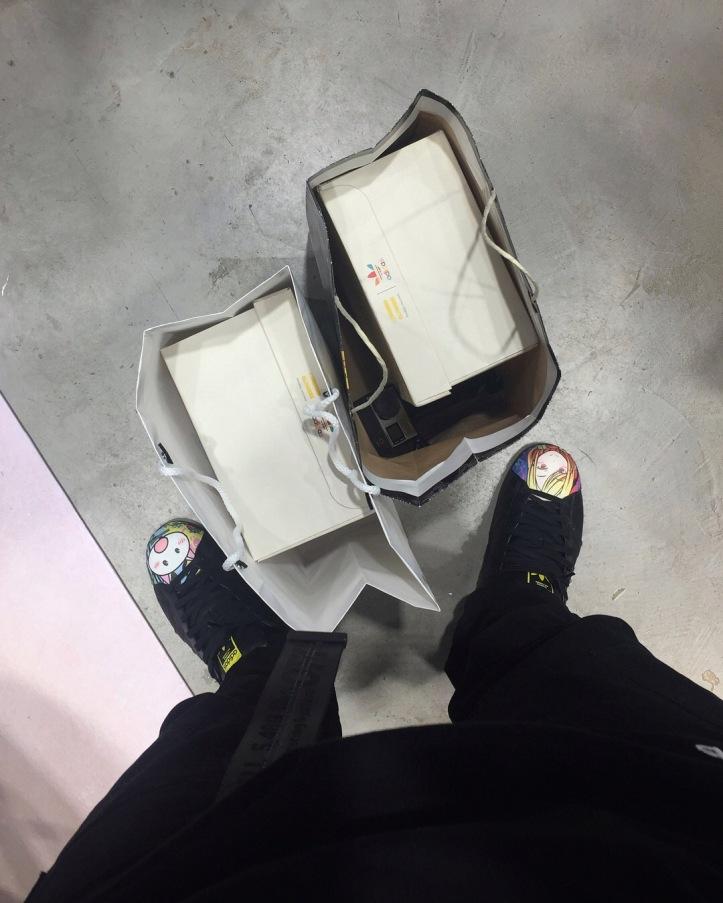 adidas Originals Holi Hu NMD