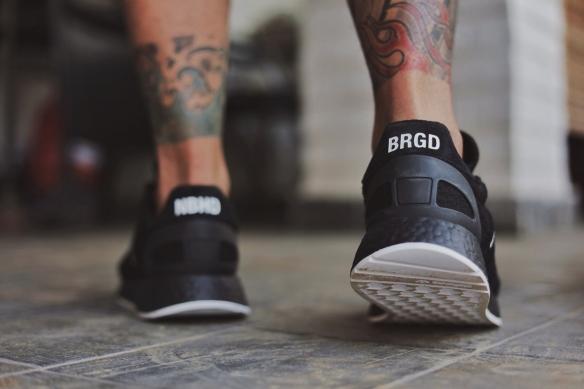 pretty nice 9789f d4e43 adidas Originals X Neighborhood Japan – Iniki Black Boost ...