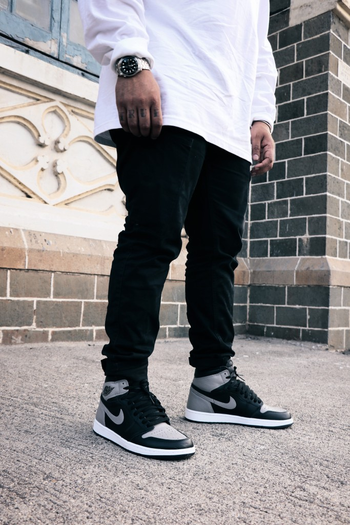 6d995b0d87961c Streetwear Fit – Air Jordan 1 Shadow