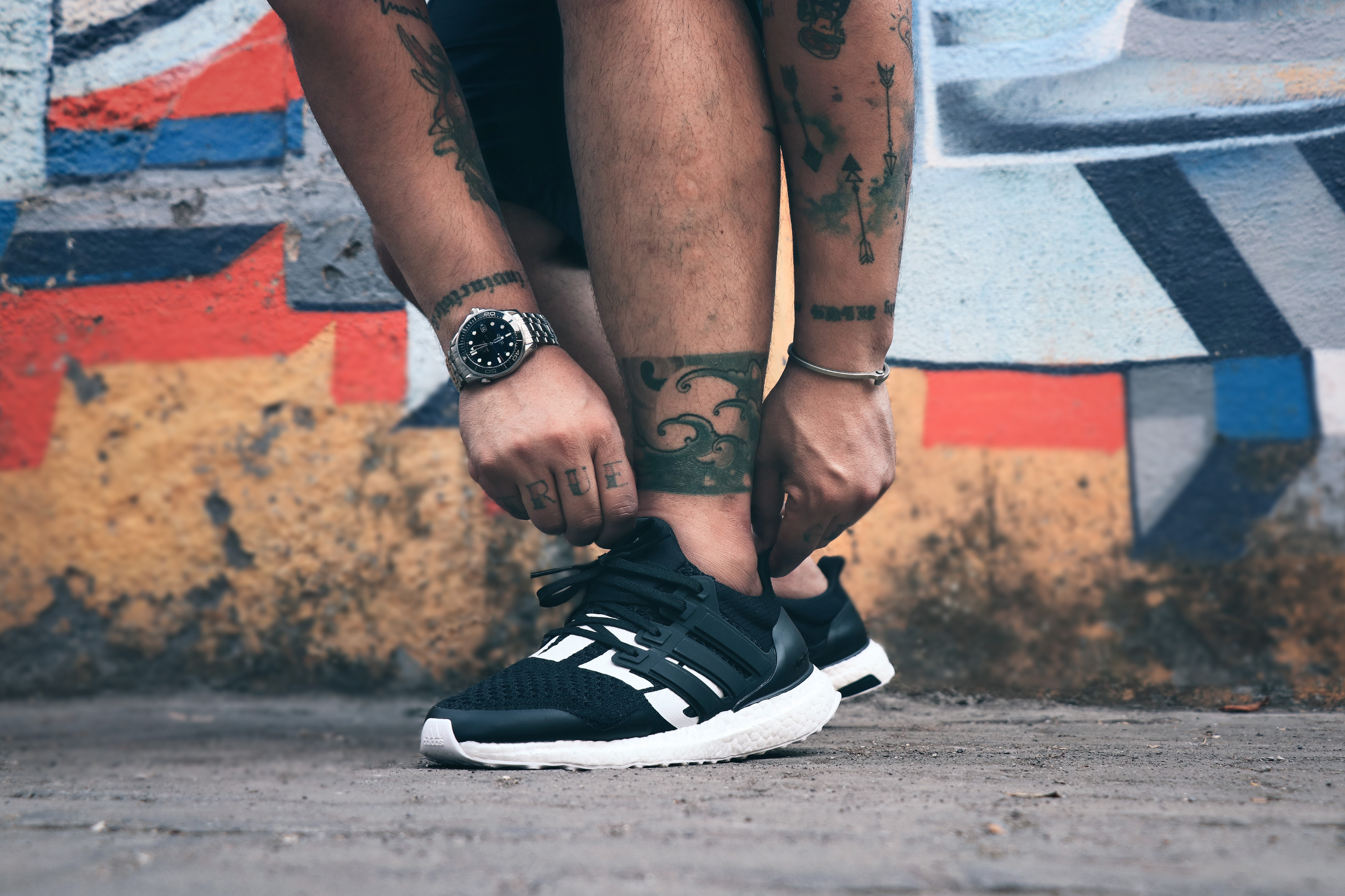 Streetwear Fit with the Undefeated X adidas UltraBoost 1.0