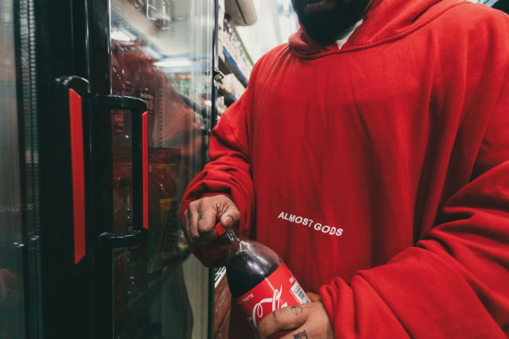 Coca Cola Kith Hoodie