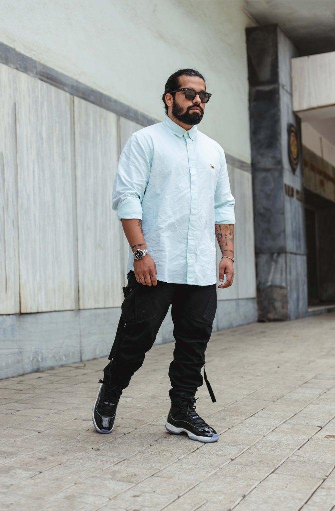 Streetwear Influencer Sneakerhead