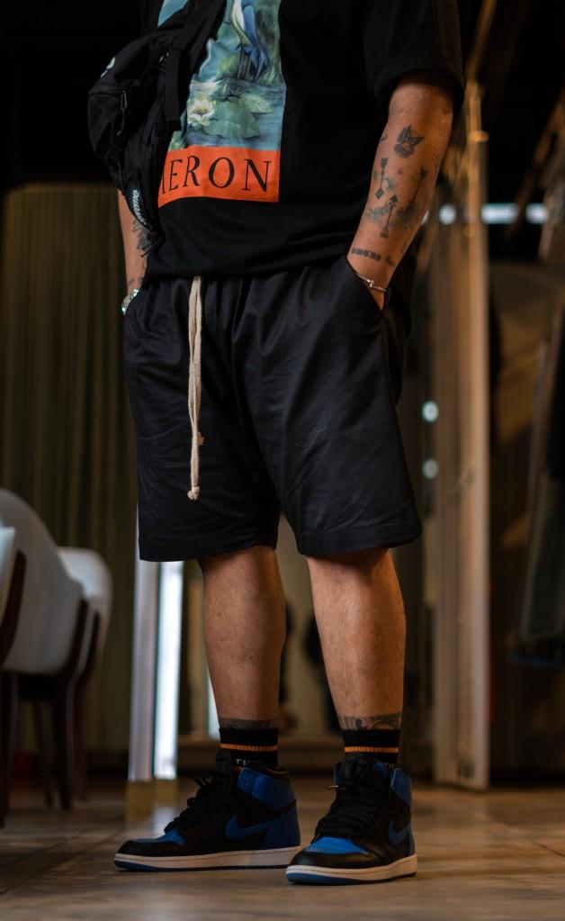 Garuda SS Takaro Shorts Techwear