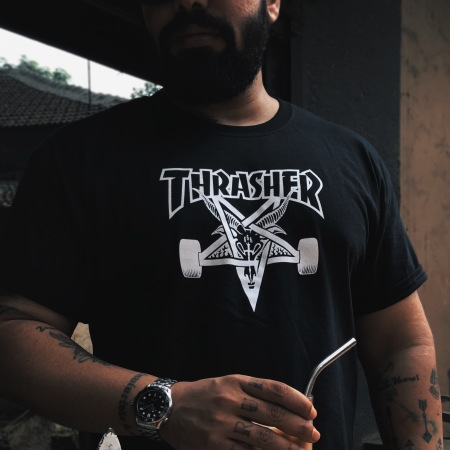 Shop Thrasher Hoodies in India