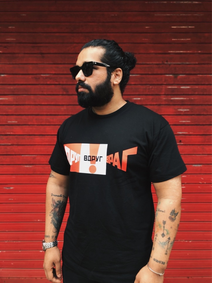 Streetwear Influencer India