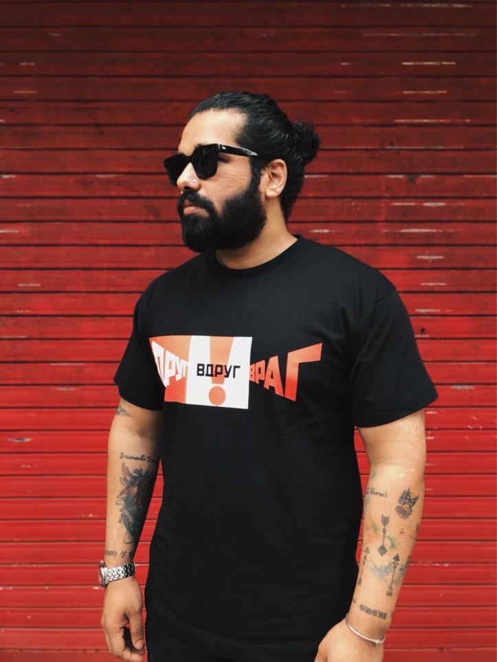 Streetwear Influencer India