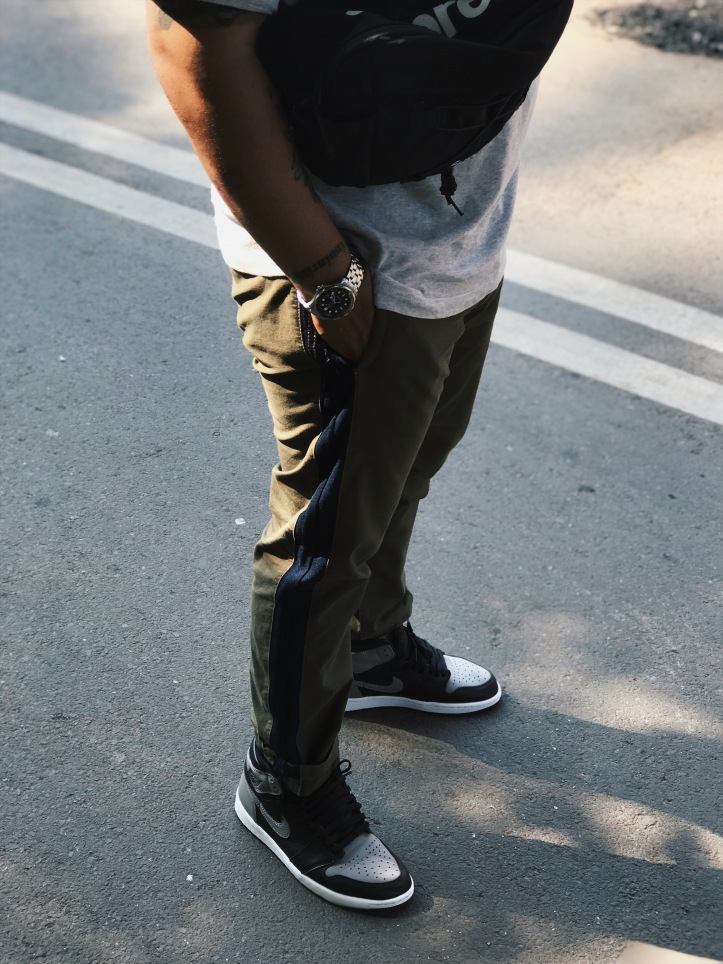 Levi's 512 Jeans Made for sneakers
