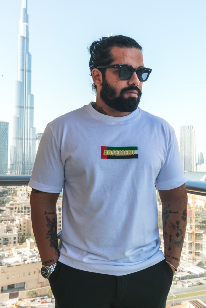 Basement Dubai Exclusive Tee