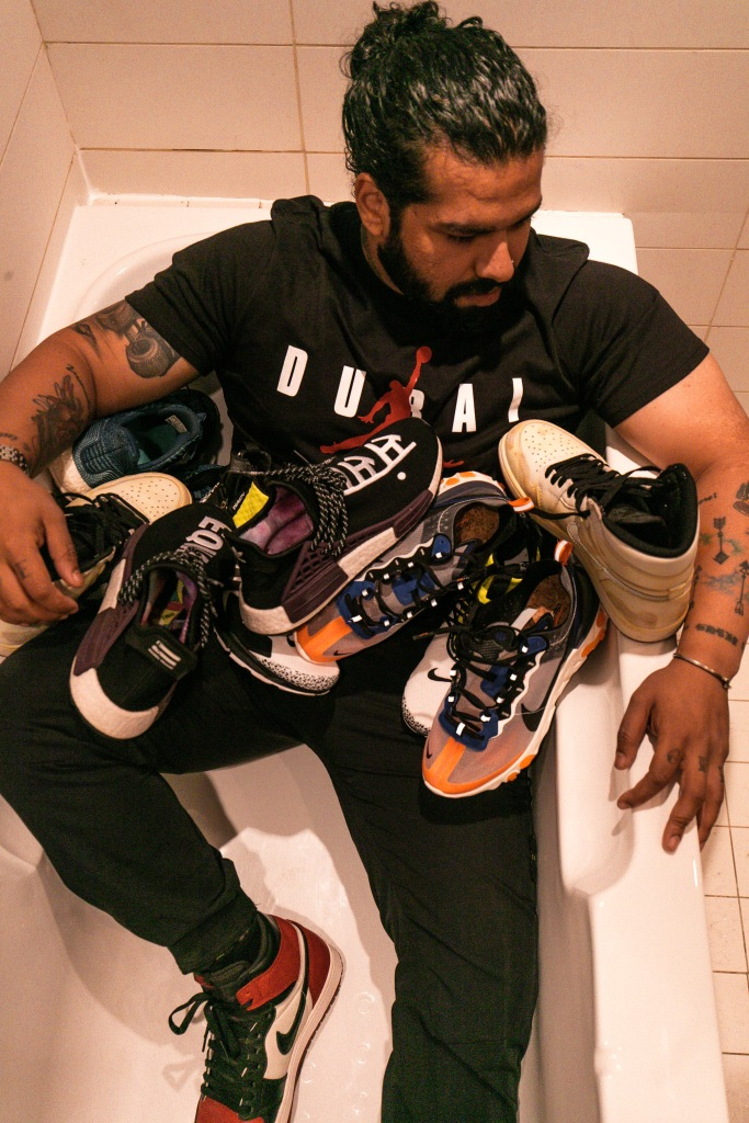 Indian Sneakerhead