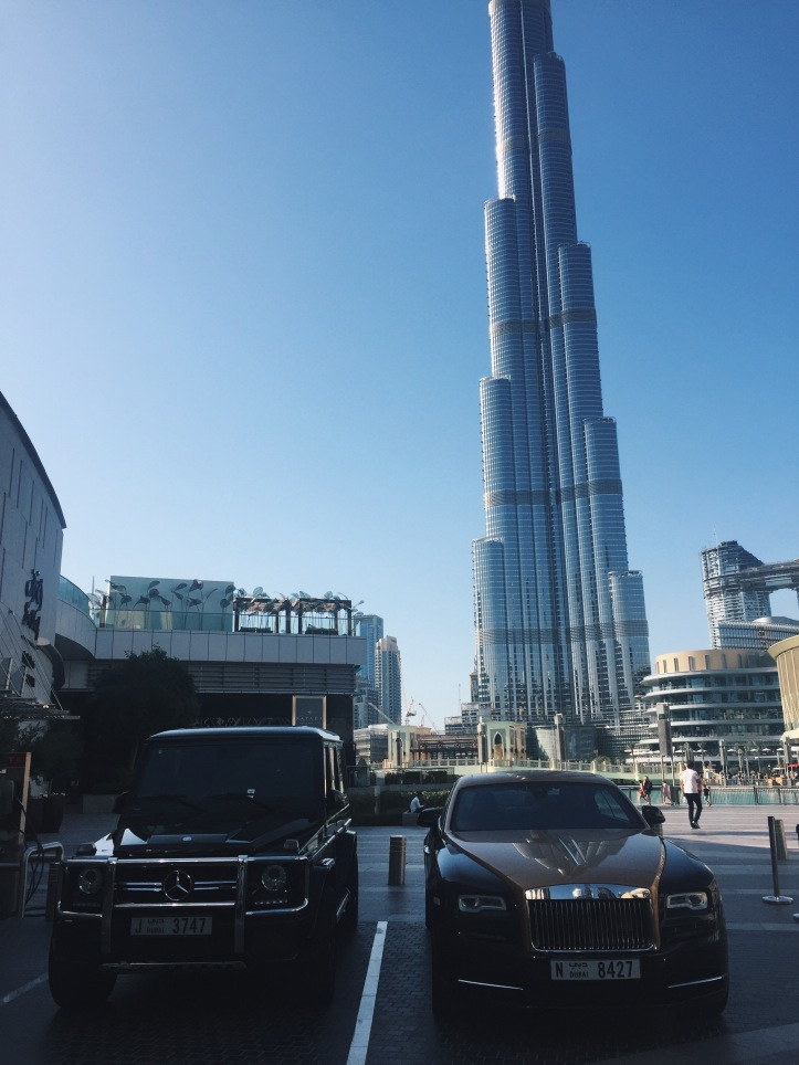Luxury Cars in Dubai