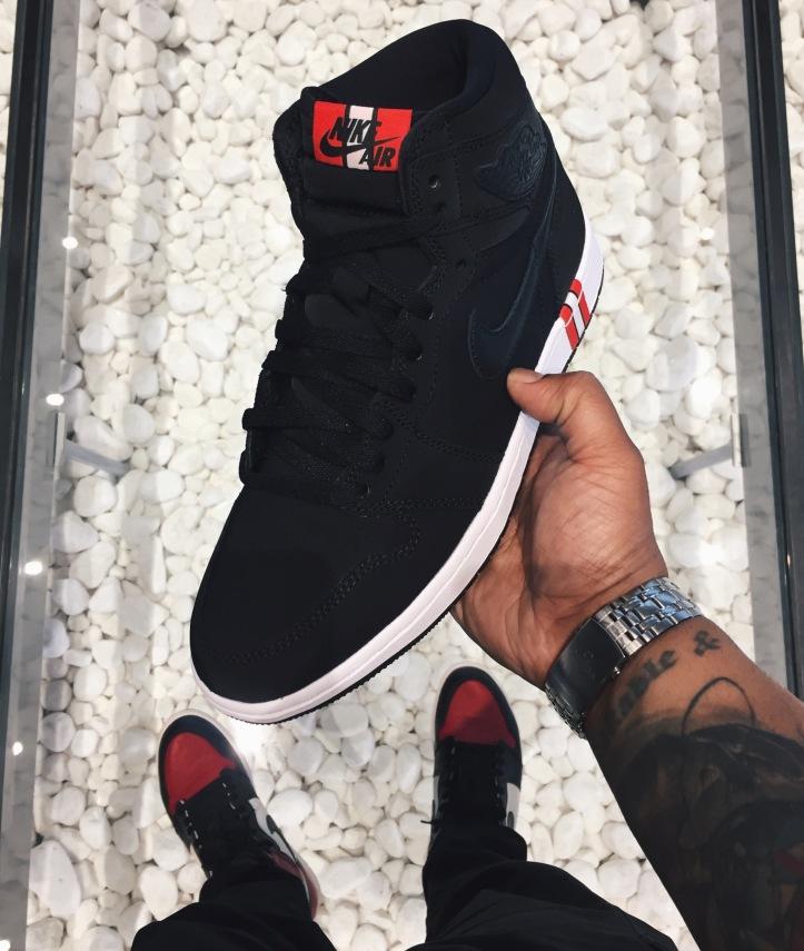 Nike Air Jordan 1 Hype Pair