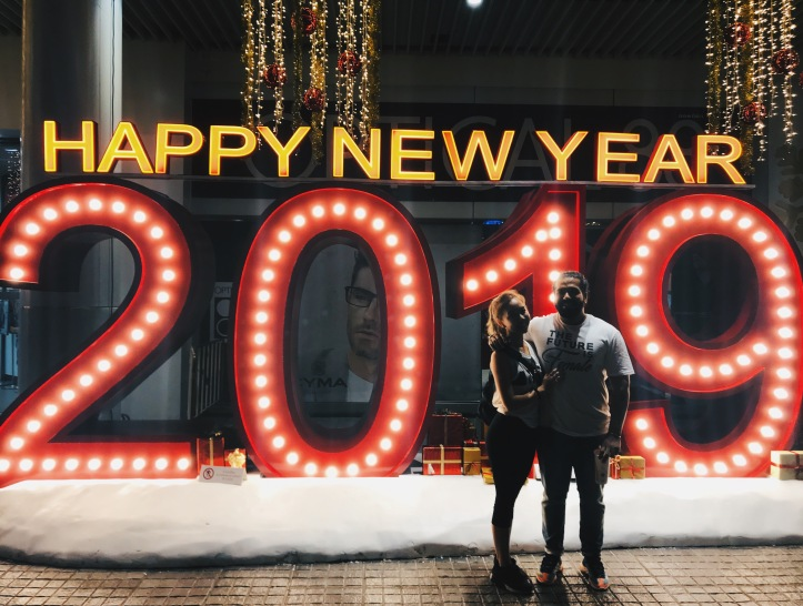 Happy New Year 2019 Couple Goals