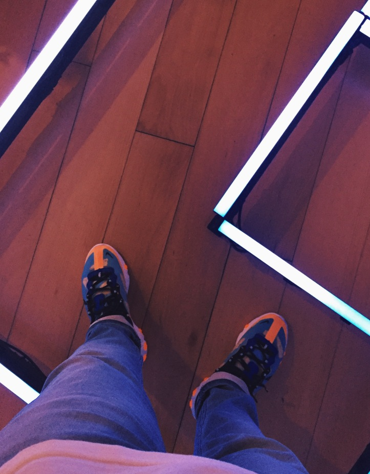 Allen Claudius Sneakerhead