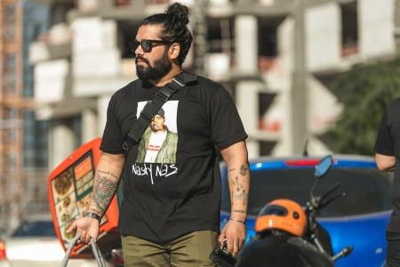 Indian Streetwear Icon