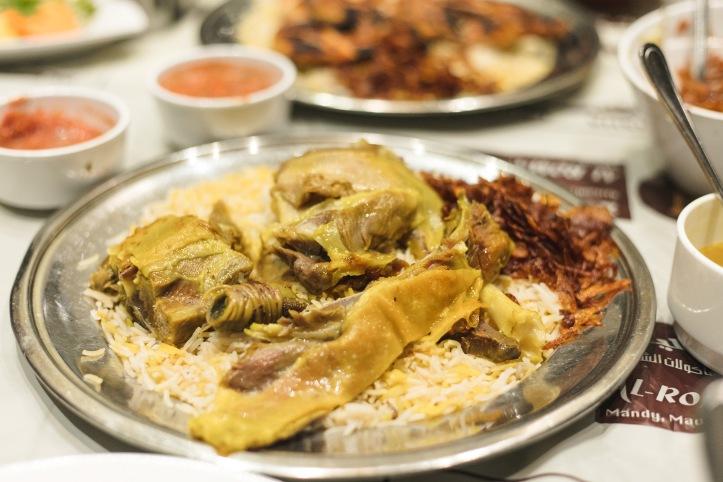 Arabian Mandi Rice