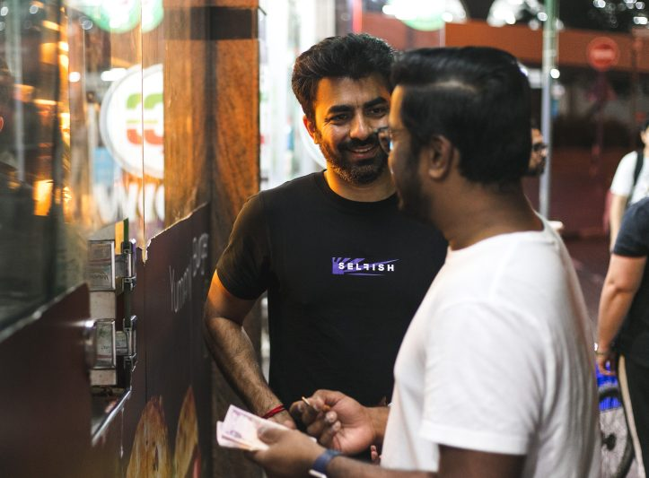 Karak Chai in Dubai