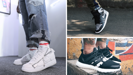 Top 5 sneakers of 2018