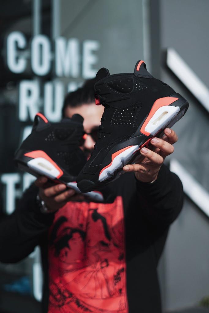 Air Jordan 6 Infrared 2019