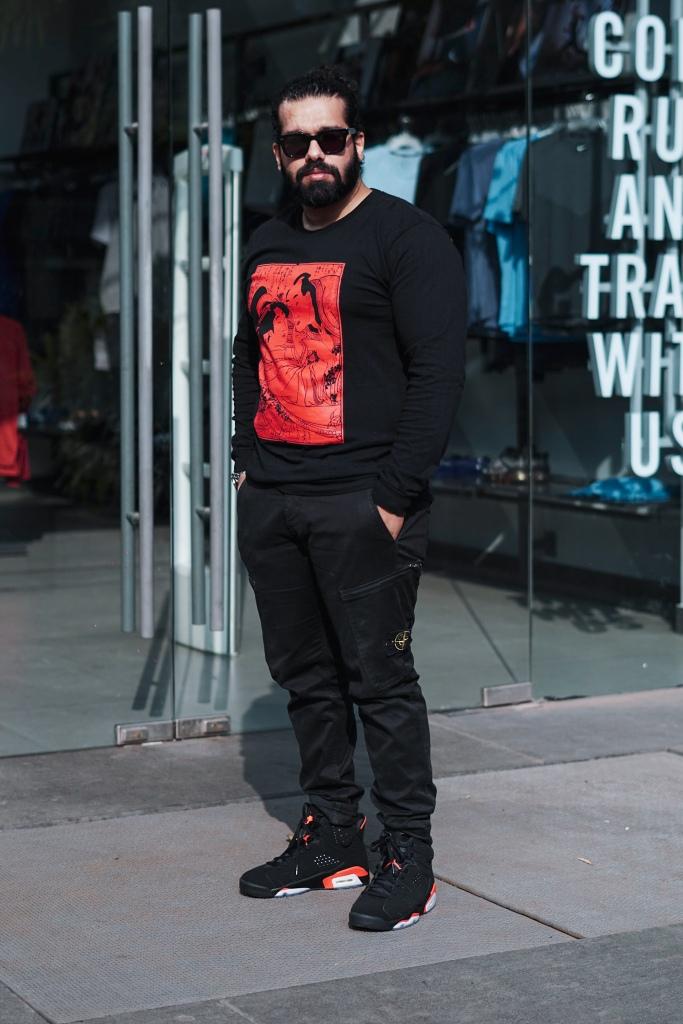 Streetwear Influencer
