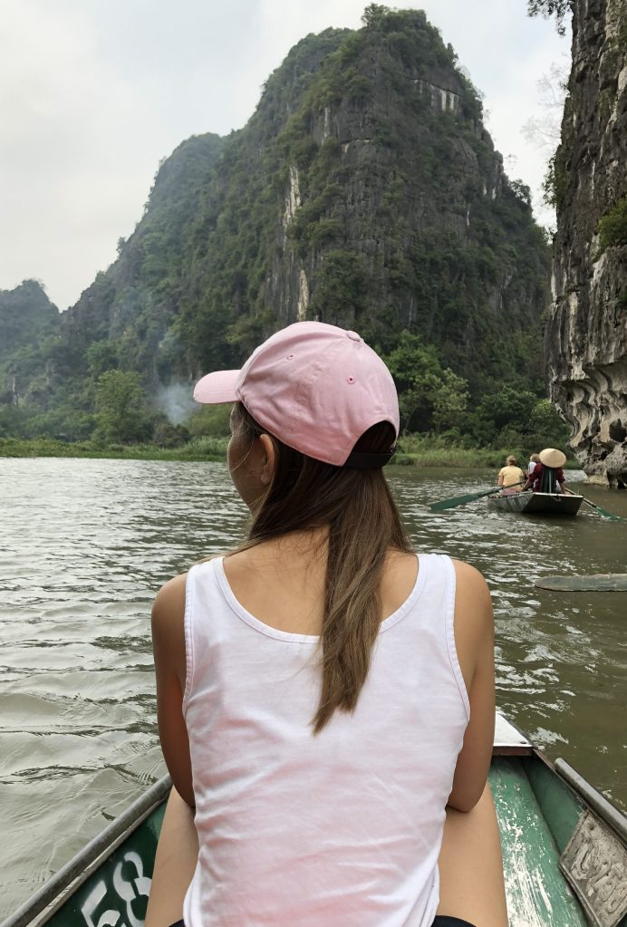 Tam Coc Boating
