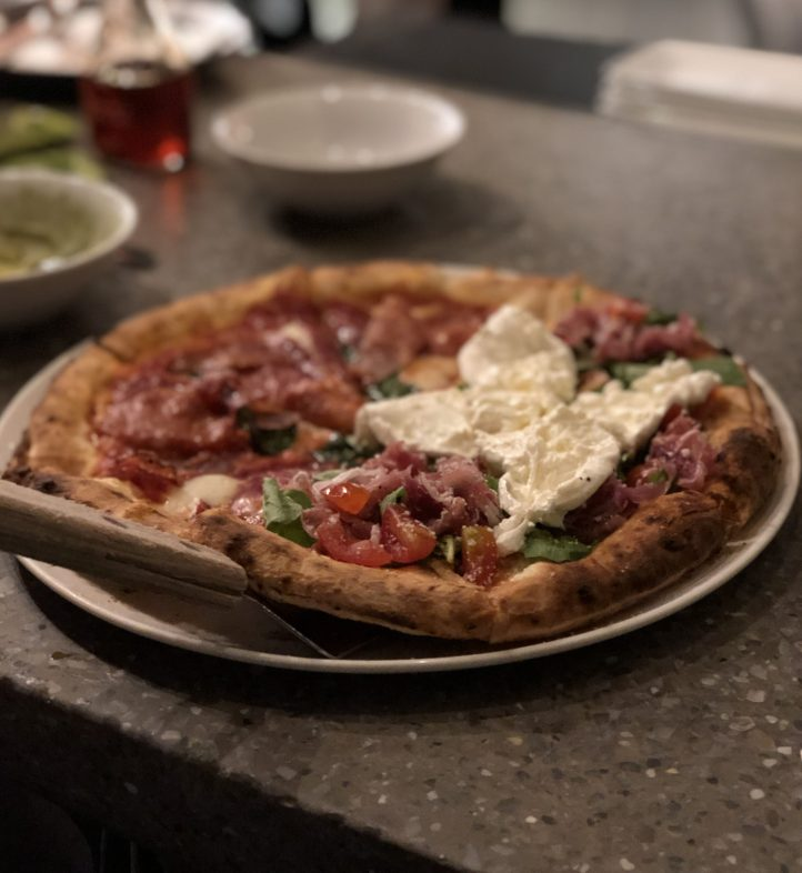 Pizza 4 P's Takashimaya