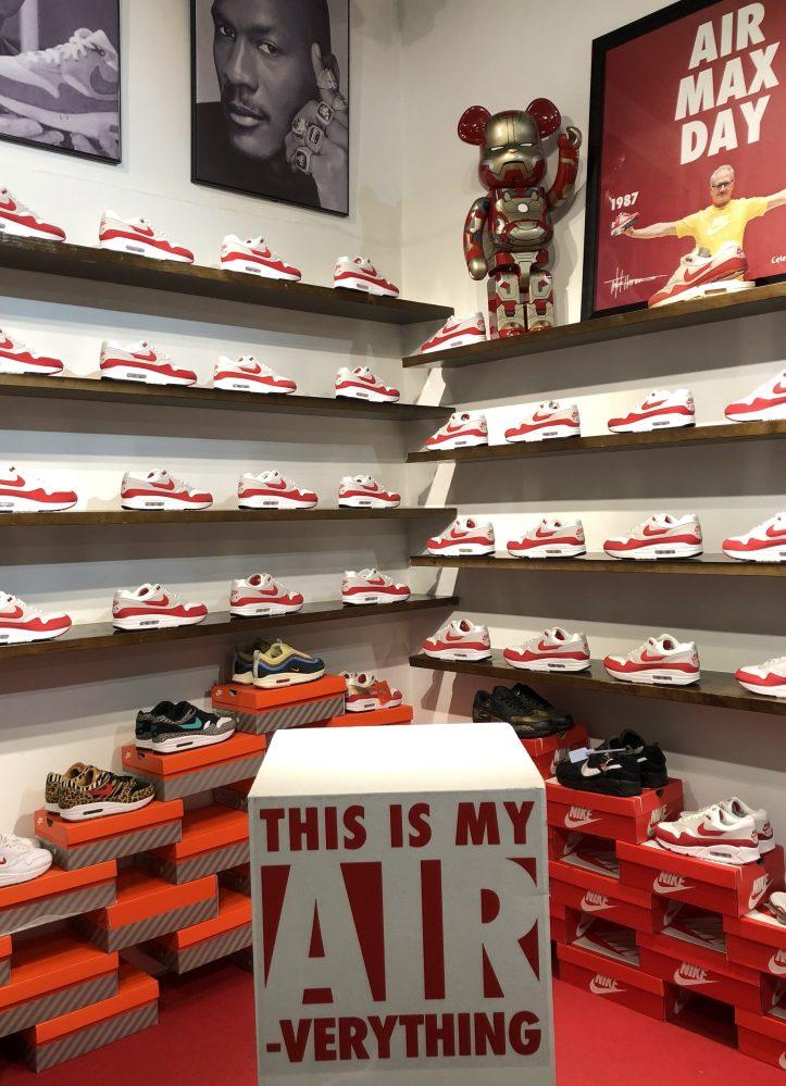 Nike Air Max Day at G Lab