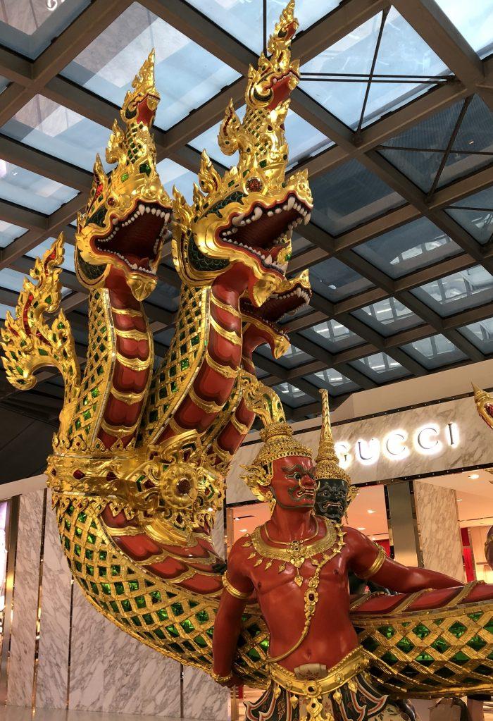 Bangkok Airport Duty Free Shopping