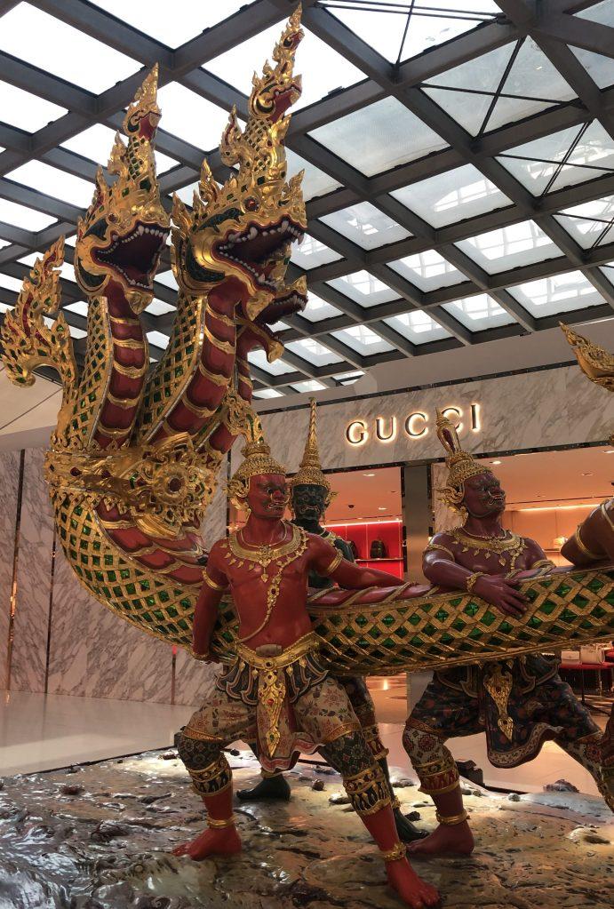 Bangkok Airport Duty Free