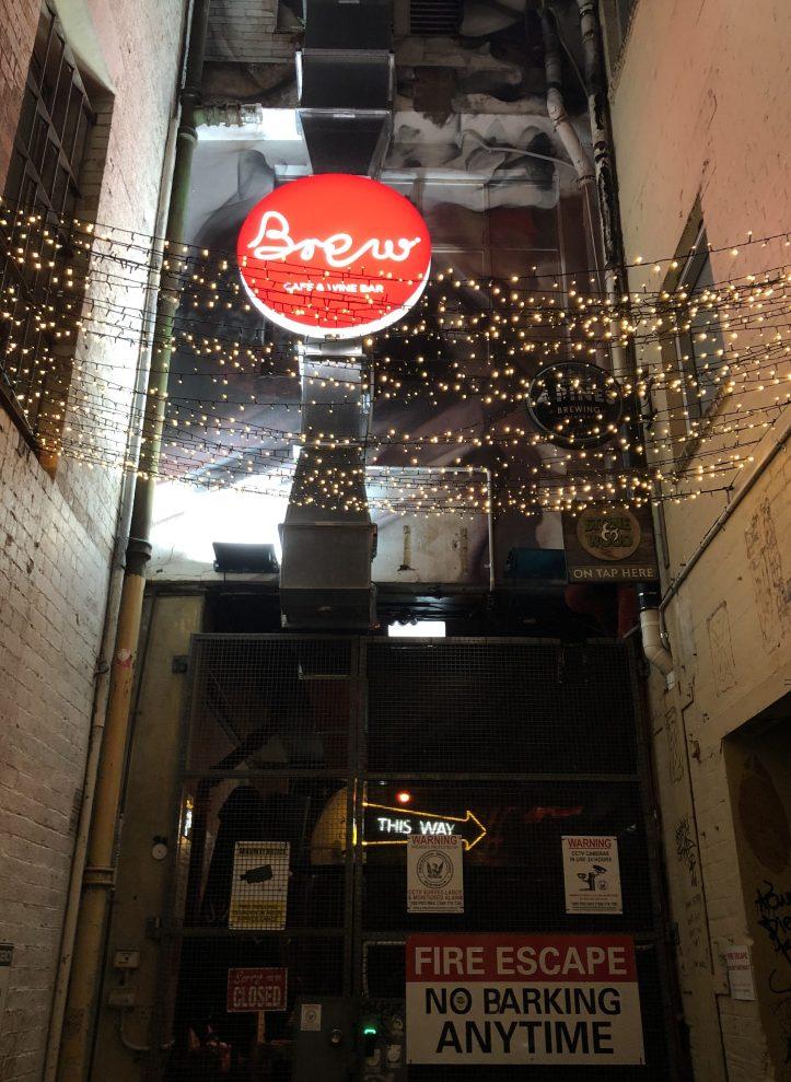 Brew, Brisbane