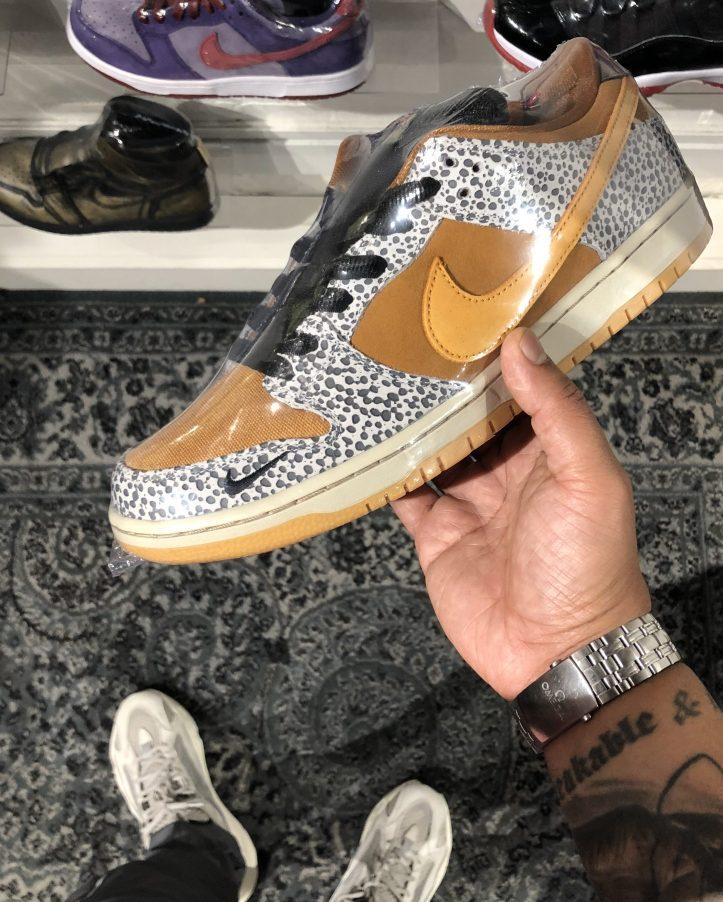 Sneaker shopping in Australia