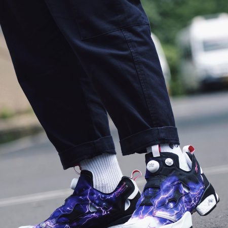 Reebok Classic Instapump Fury Legion of Fury