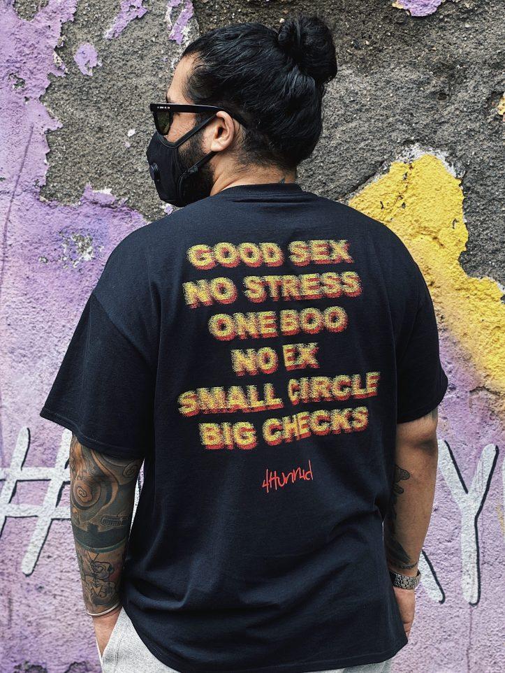 4Hunnid Good sex tee